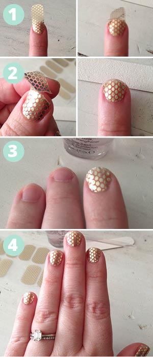 Nailed It Essie Sleek Stick Nail Stickers